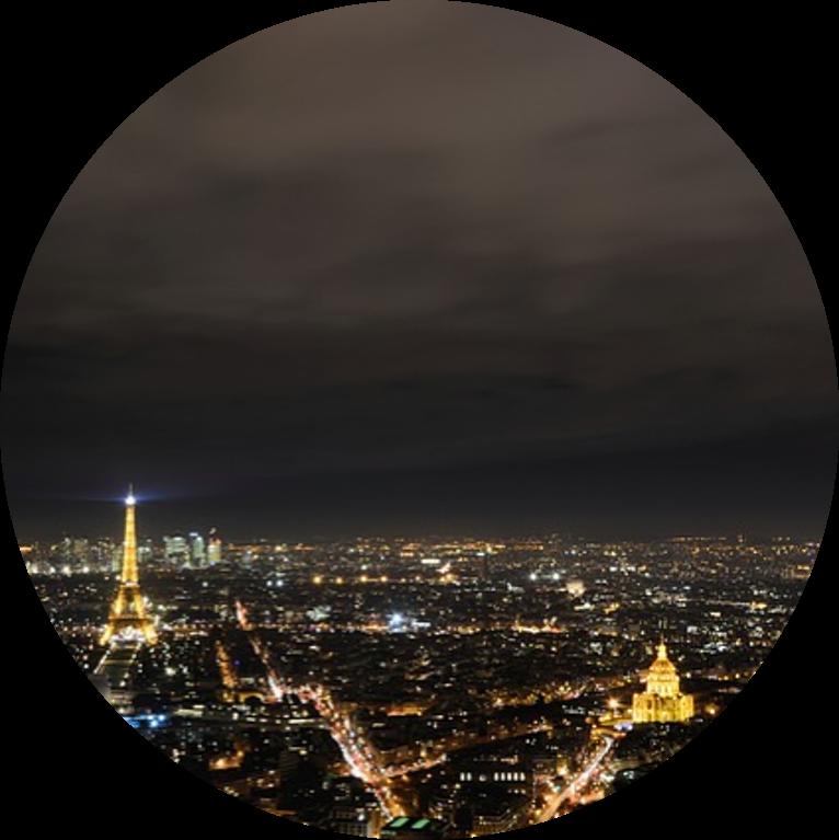 Noite Branca em Paris