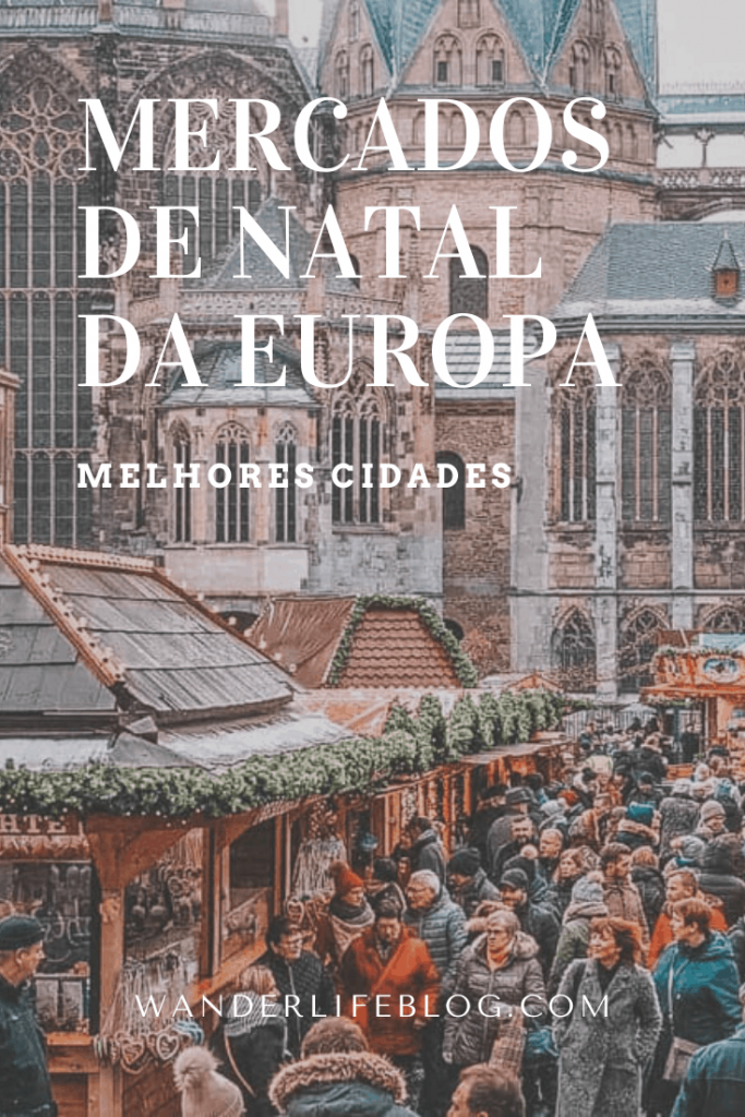 melhores mercados de natal da europa
