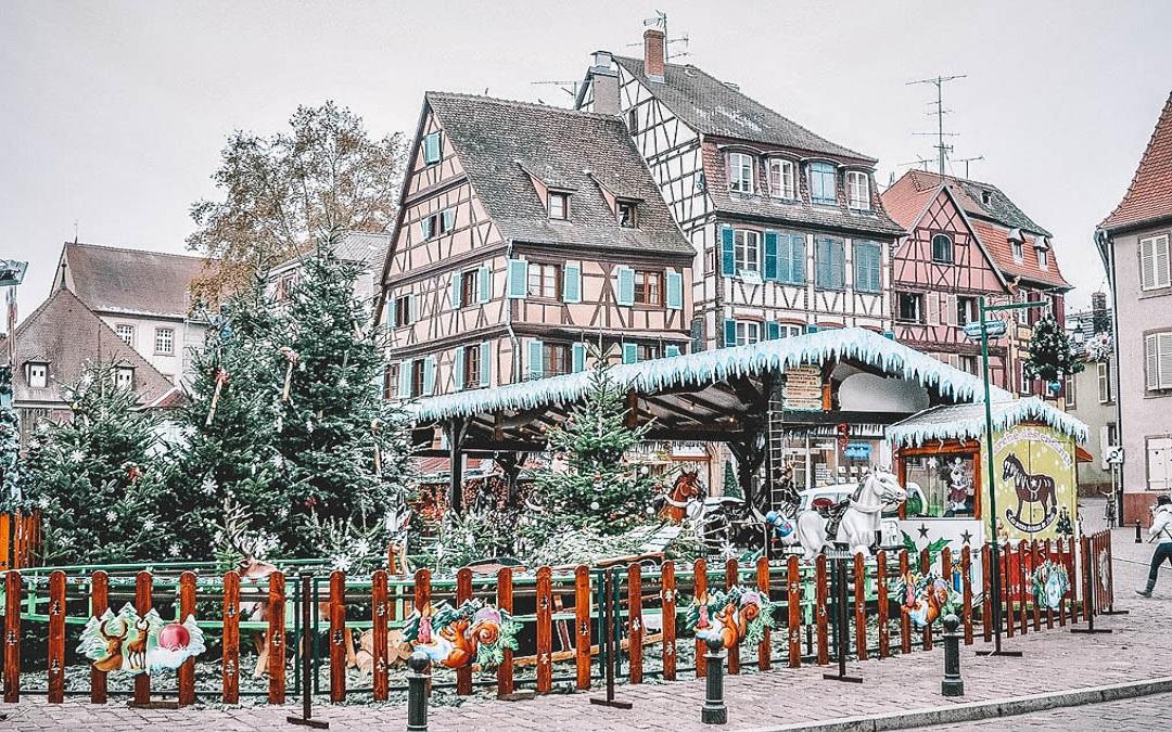 Mercados de Natal para Visitares em 2019