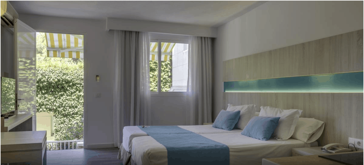 hoteis em menorca apartamentos