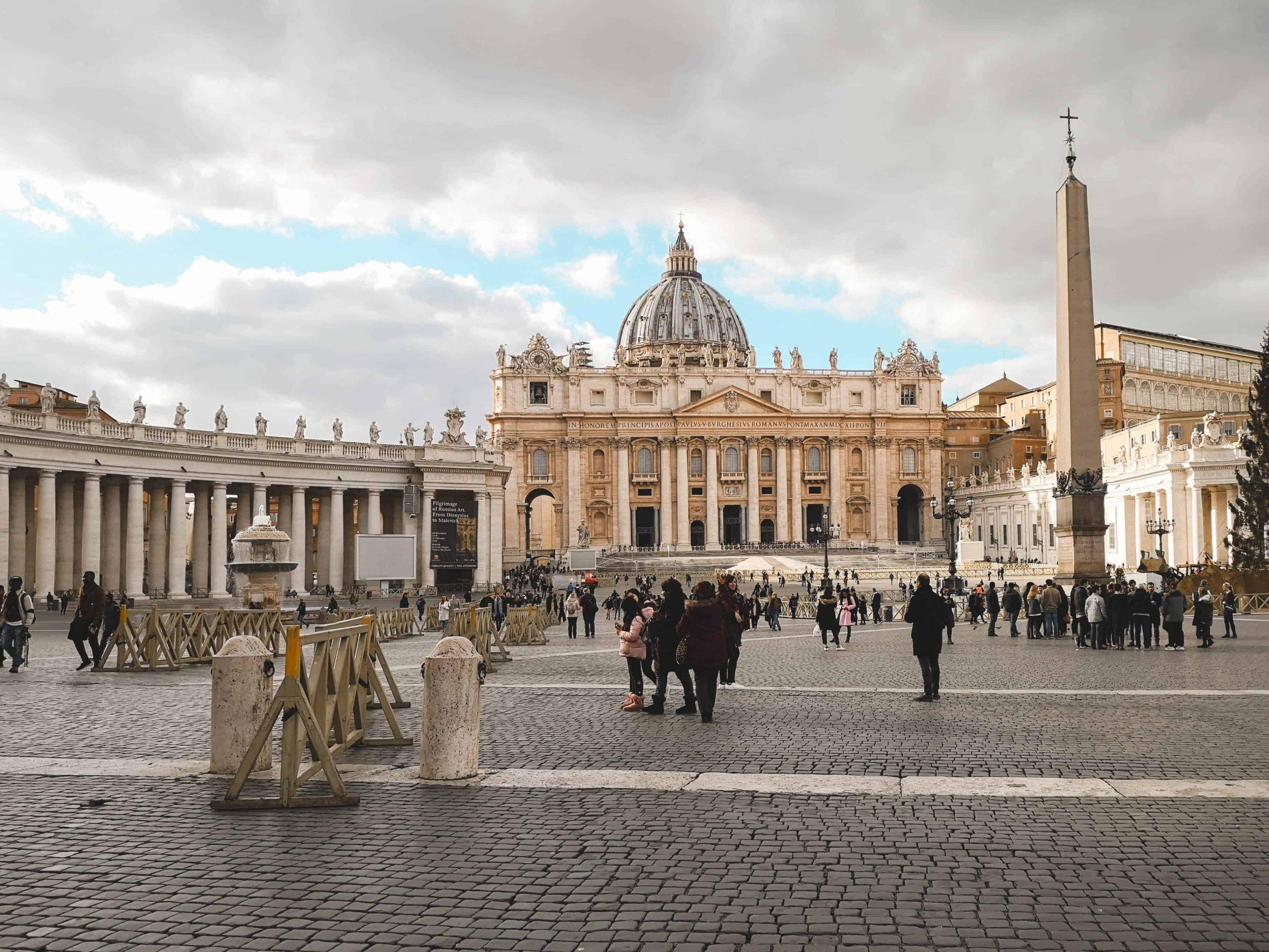 visitar roma, vaticano