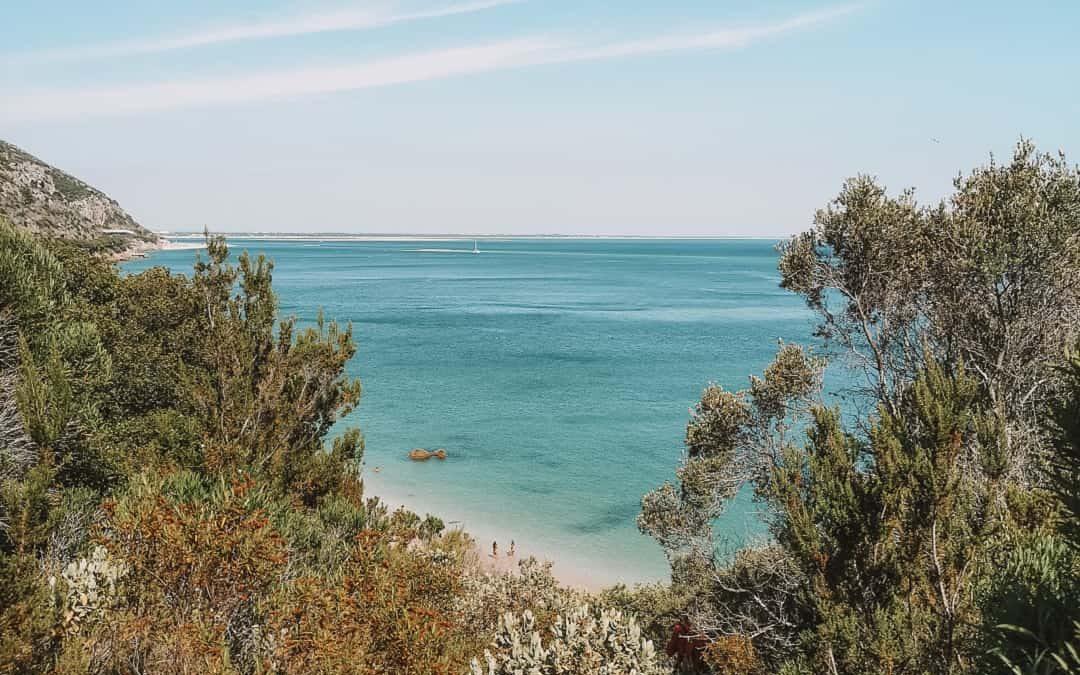 Praia de Galapinhos: Paraíso em plena Arrábida